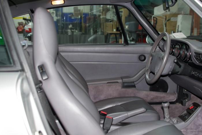 Porsche Passenger Side View Wide