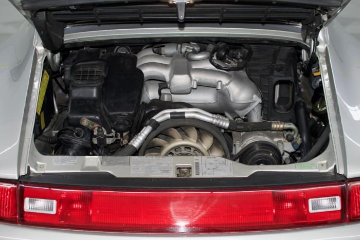 Porsche Engine View