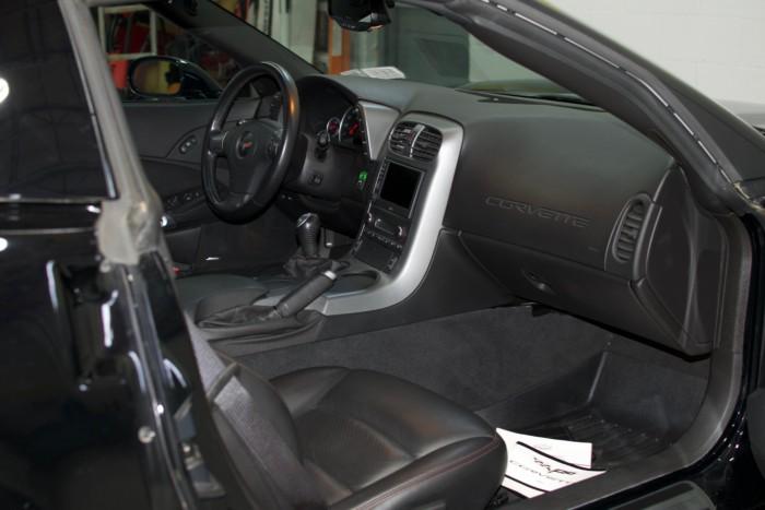 Corvette Z06 Passenger Side View