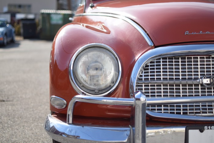 Auto Union Left Headlight